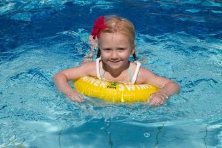 Swim Freds Academy Бебешки пояс 4г-8г SwimTrainer