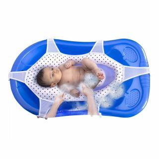 Sevi Baby Подложка за къпане с пълнеж, червени точки
