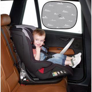 JANE Комплект 2 броя сгъваеми сенници за автомобил