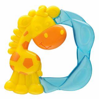 Гризалка с вода жирафчето Джери, 3м+ , Playgro