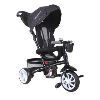 Lorelli Детска триколка/колело Rocket 2в1, черен