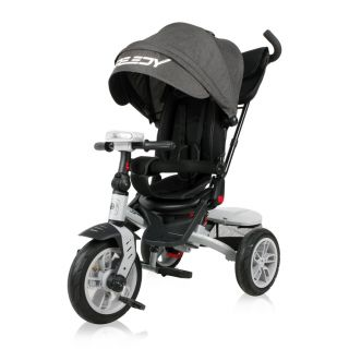 Lorelli Детска триколка/колело 360º Speedy, черен