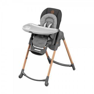 Maxi-Cosi Детски стол за хранене Minla - Essential Graphite