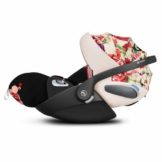 Cybex Стол за кола Cloud Z i-size Spring Blossom Light