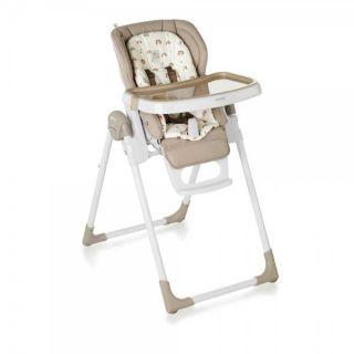 JANE Детски стол за хранене MILA Rainbow