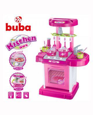 Buba My kitchen Детска кухня розова
