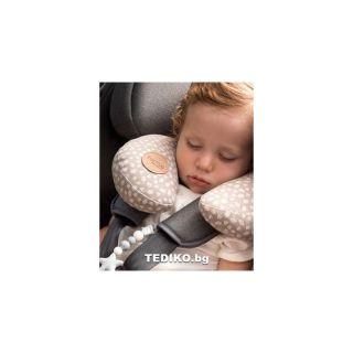 Tuc Tuc детска възглавничка за път, сива, 0-18м