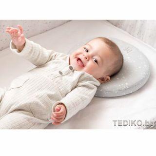 Tuc Tuc бебешка възглавница против сплескване на глава 0м+