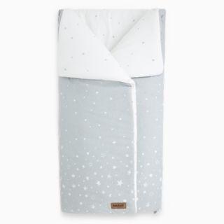 Tuc Tuc Бебешко ватирано одеяло Weekend Сиво съзвездие 0м+