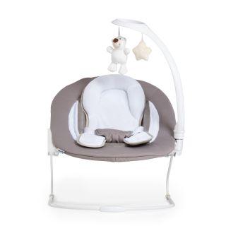 Бебешки шезлонг HAUCK Alpha + & Beta + Bouncer Deluxe Sand