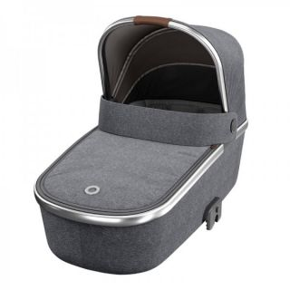 Maxi-Cosi Кош за новородено Oria - Luxe Grey Twillic