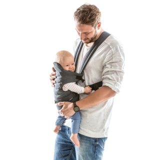Ергономична бебешка раница HAUCK 2-Way Carrier Melange