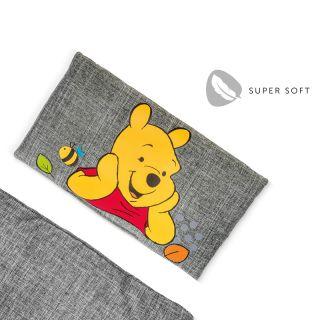 Hauck Комплект за стол Alpha+ и Beta+ , Deluxe Pooh Grey