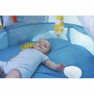 Babymoov Сгъваема кошара 3 в 1 с UV фактор 50+ Aquani
