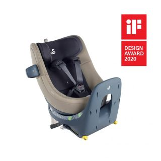 Детско столче за кола Swandoo Marie i-Size 360° (0-18 кг) Alfalfa