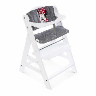 Hauck Комплект за стол Deluxe Minnie grey