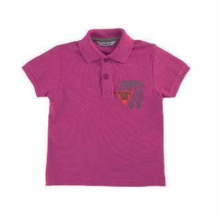 3pommes Детска тениска с яка