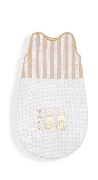 Interbaby детско спално чувалче Rabbits&Dots, 70см
