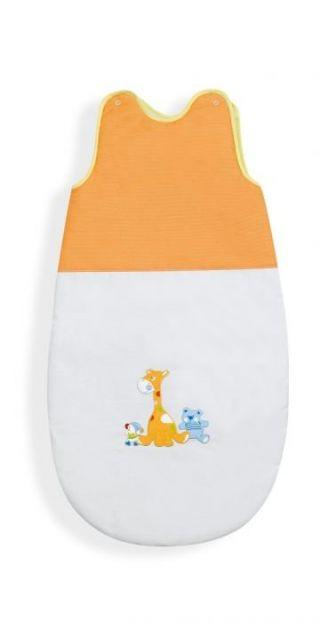 Interbaby детско спално чувалче Giraffe, 70см