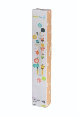 BABY ART Детски метър с отпечатъци с  боички
