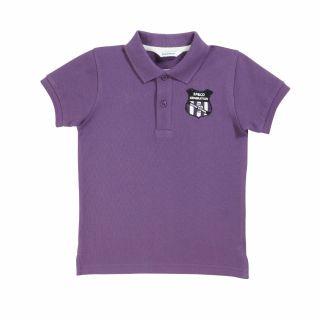 Детска тениска с яка 3Pommes Generation