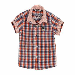 3pommes Детска риза каре