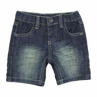 3pommes детски къс панталон деним Navy corporatioon