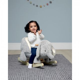 Mamas & Papas Люлеещо се слонче за яздене Ellery Elephant