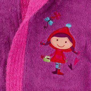 Interbaby детски халат за момиче