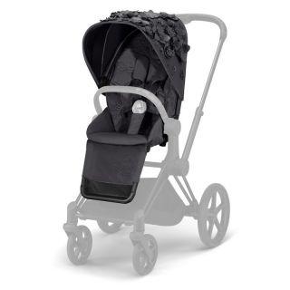 Cybex  Simply Flowers  тапицерия за детска количка Priam Dream Grey