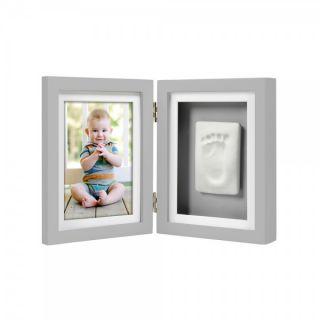Pearhead Рамка за снимка и отпечатък - сив