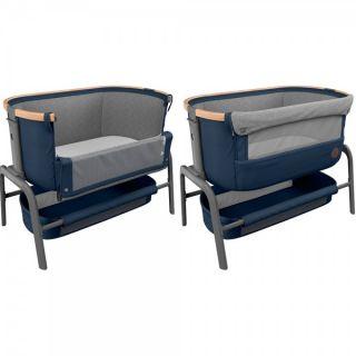Maxi-Cosi Бебешко кошче с матрак Iora - Essential Blue