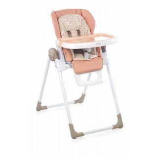 JANE Детски стол за хранене MILA Pale