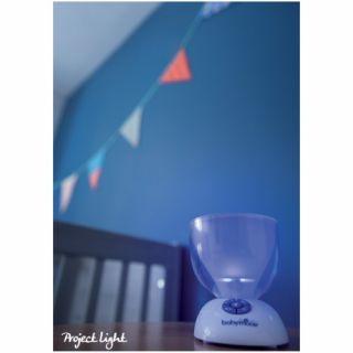 Babymoov Детска нощна лампа - проектор , Синя