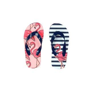 Boboli Плажни джапанки за момиче Фламинго Sailor