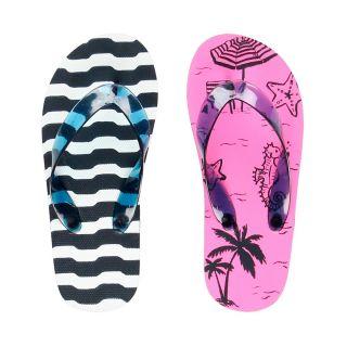 Boboli плажни джапанки за момиче Beach Life