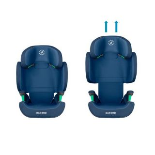 Maxi-Cosi Стол за кола 15-36кг Morion - Mosaic Blue
