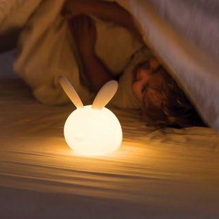NATTOU детска нощна лампа Зайче