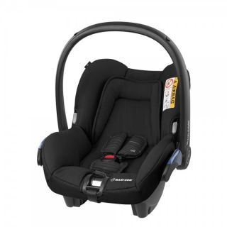 Maxi-Cosi Стол за кола 0-13кг Citi SPS, Scribble Black