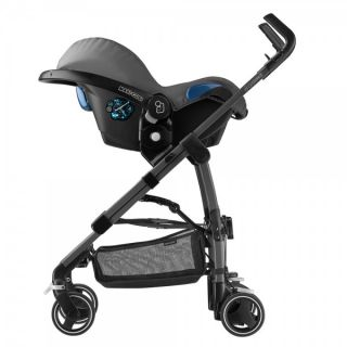 Maxi-Cosi Стол за кола 0-13кг Citi SPS, Concrete Grey