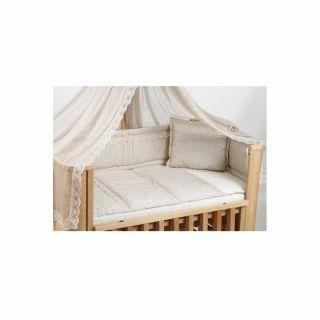 Легло-люлка с матрак и спален комплект Milan Tahterevalli T0028coffee2