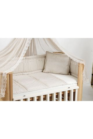 Легло-люлка с матрак и спален комплект Milan Tahterevalli T0028cr