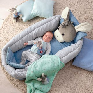 Sterntaler Бебешко гнездо 6 в 1 Магаренце 2