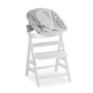 Бебешки шезлонг Hauck Alpha Bouncer Premium Nordic Grey