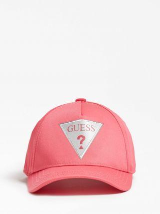 Детска шапка с козирка за момиче Guess
