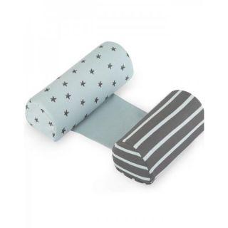 Baby Clic Възглавница против обръщане - Confetti Ivory
