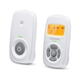 Motorola Аудио бебефон MBP24, Обратна връзка и темепература