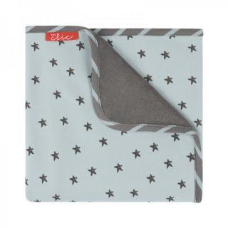 Baby Clic Бебешко памучно одеяло 75х80см – Plane Azul