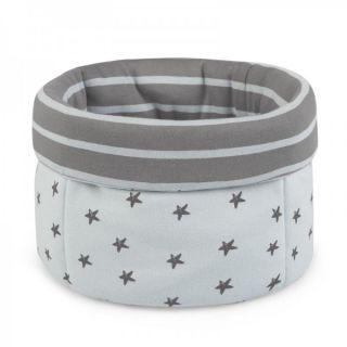 Baby Clic Кошница за принадлежности - Little Star Azul 21х15см