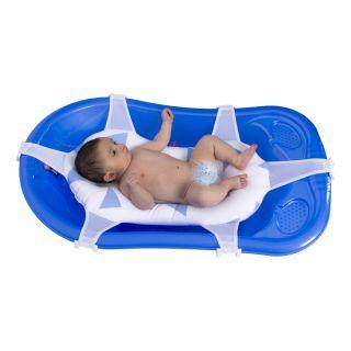 Бебешки хамак за къпане, син Sevi Baby